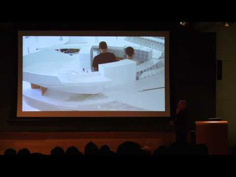 "Ben Van Berkel: ""From Network to Knowledge Practice"" / Werner Seligmann lecture"