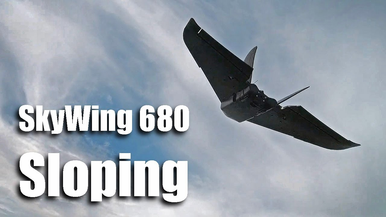 Skywing 680 sloping