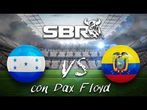 Honduras vs Ecuador | Mundial Brasil 2014 | Pronósticos Deportivos