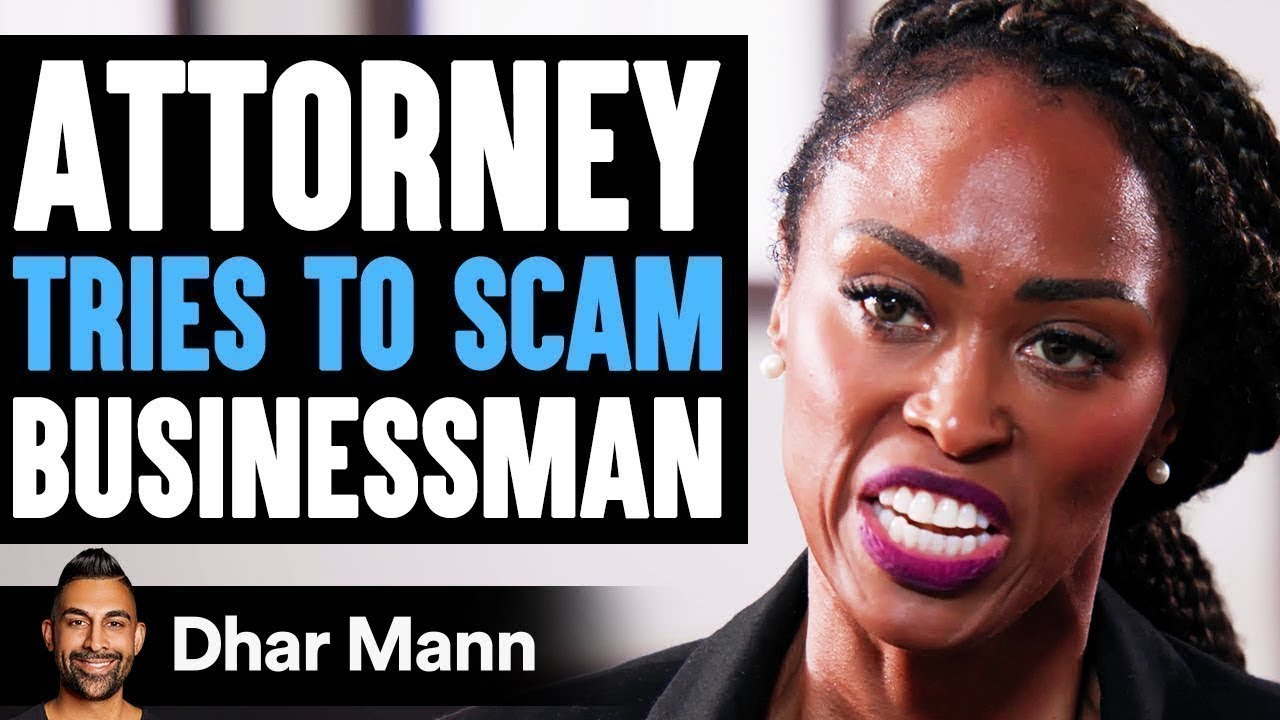 Download ATTORNEY Tries To SCAM Businessman, Instantly Regrets It   Dhar Mann