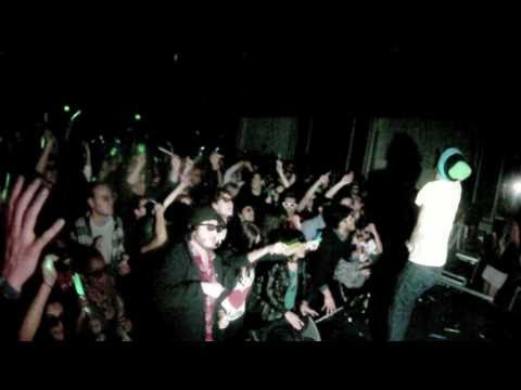 DIRTY LAUNDRY PRESENTS: KID INFINITY - 3D LIVE AT ALEXANDRIA HOTEL IN LA