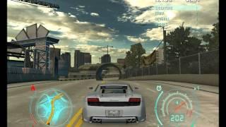 need for speed undercover lamborghini gallardo ITA