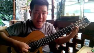 [HƯỚNG DẪN] Sầu tím thiệp hồng - Guitar Solo - Phần 2