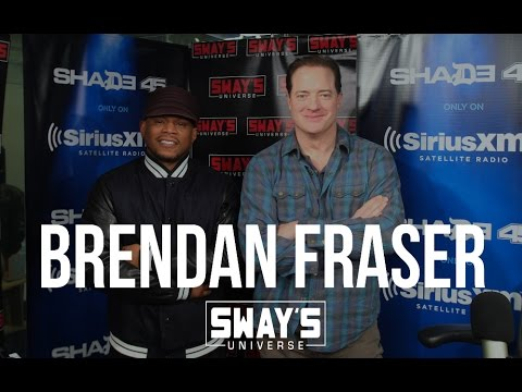 """Brendan Fraser Explains Why Tom Cruise is Starring in """"The Mummy"""" and He's Not"""