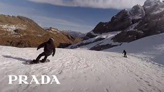 Prada VR Ski Experience