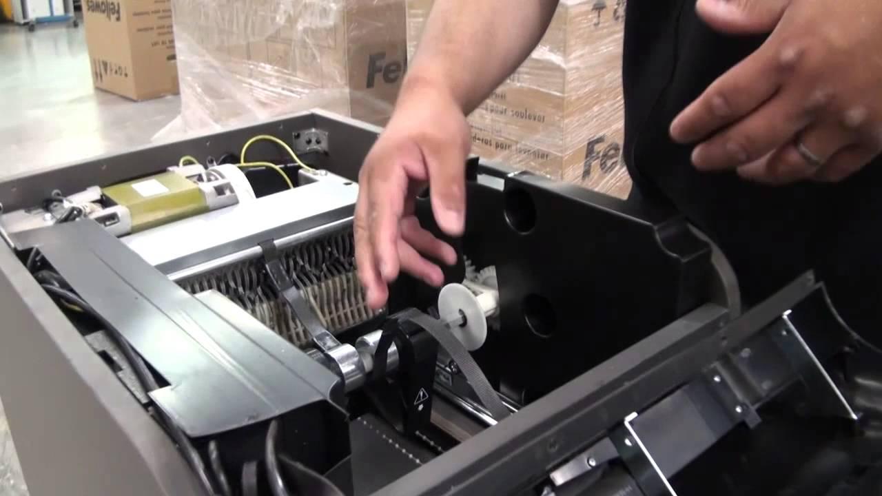 Fellowes Automax Shredder Drawer