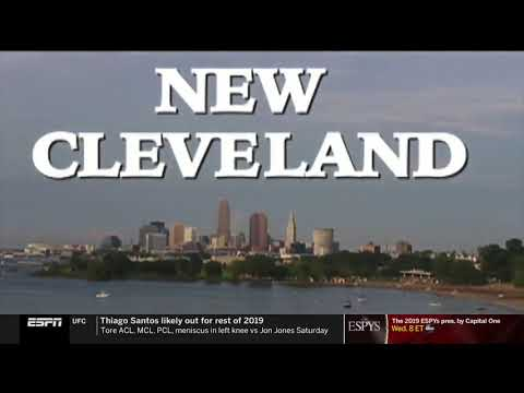 Jonny Hartwell - FUNNY: All-Star Game Cleveland Tourism Update