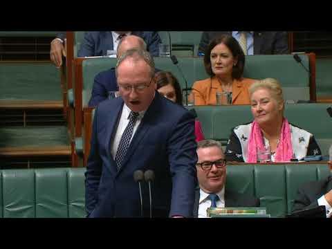 QT on infrastructure for regional Australia 15 Feb 2018