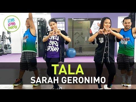 Tala by Sarah Geronimo | Live Love Party | Zumba® | Dance Fitness