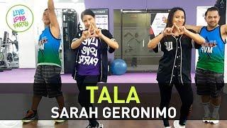 Download lagu Tala by Sarah Geronimo | Live Love Party™ | Zumba® | Dance Fitness