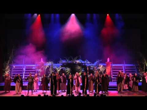 Cristo Vive 2013- Detrás de cámaras