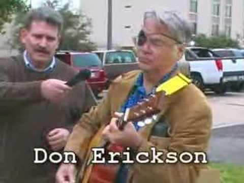 "Don Erickson Plays an Original Song ""United"""