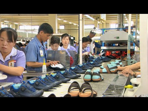 Exclusive: CNN visits a North Korean industrial zone