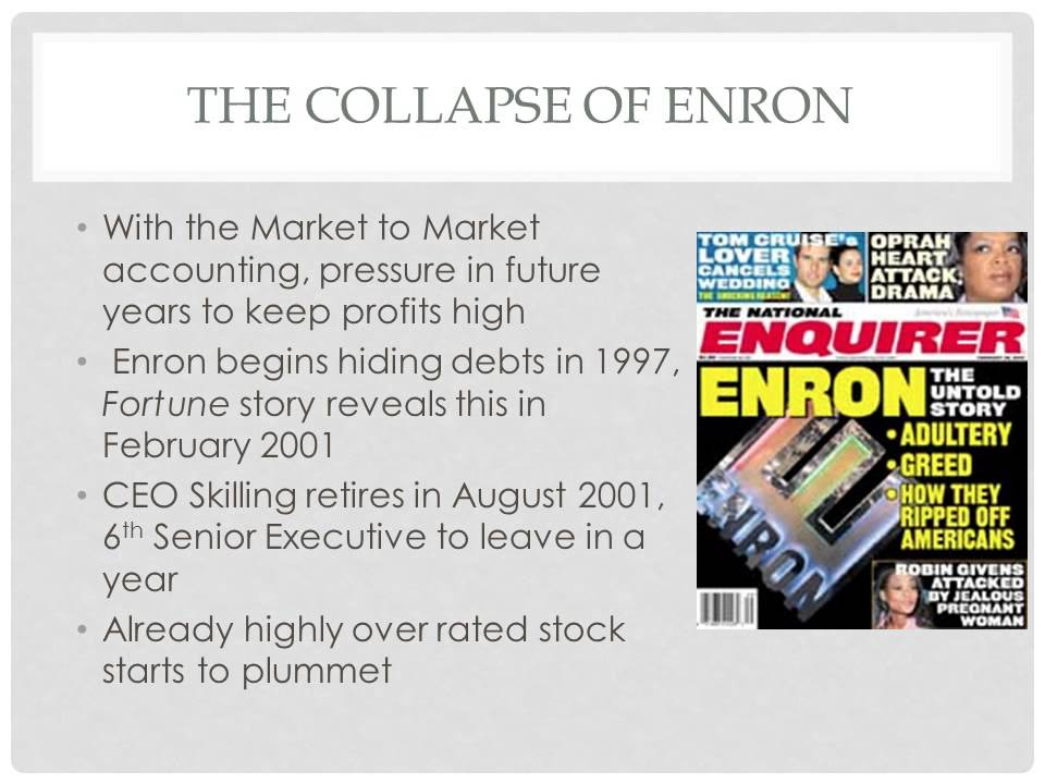 enron scandal Share on facebook, opens a new window share on twitter, opens a new window share on linkedin share by email, opens mail client enron's rise and fall 1985 • formed by kenneth lay in 1985 by.