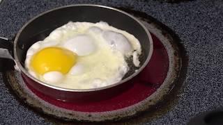 계란 굽는 소리