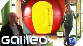 Die unbequemste Wohnung der Welt | Galileo | ProSieben