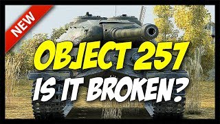 ► Object 257 - One Broken Boi? - World of Tanks Object 257 Preview - 9.22 Update
