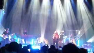 "Alanis Morissette ""Thank U"" "" Thanke You"" live in München Munich 14.11.2012"