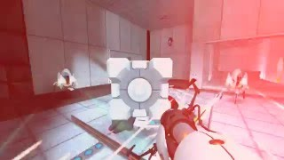 Portal: Chamber 16 without killing Turrets or dying