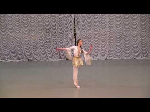 """""""Монолог Байджан из балета """"Любовь и Смерть"""". Скребкова Ника"""