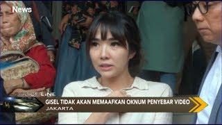 Giselle Laporkan Pelaku Penyebaran Video  Syur yang Mirip Dirinya ke Polisi - Police Line 26/10