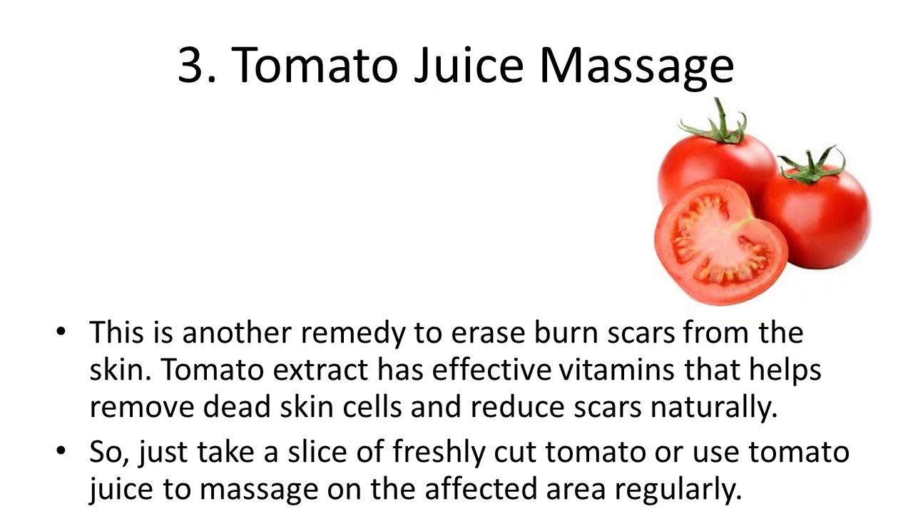 natural remedies to remove burn scars | how to remove burn marks