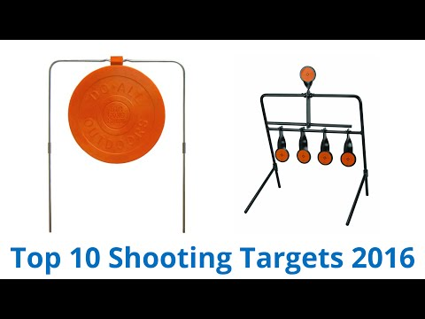 10 Best Shooting Targets 2016