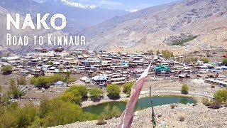 Kalpa to Nako | Road to Kinnaur | Reckong Peo | Road Trip | Dangerous Roads