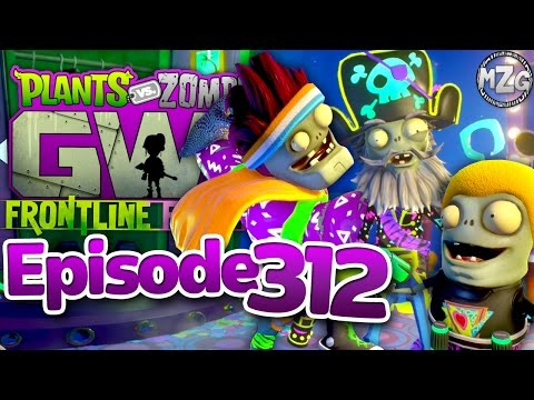 Party Time Graveyard Ops! - Plants vs. Zombies: Garden Warfare 2 Gameplay - Episode 312