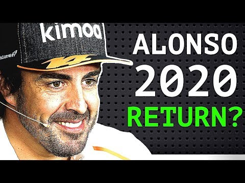 Alonso Thinking About F1 Return? - Is Williams For Sale? - Verstappen Criticises Fastest Lap Point