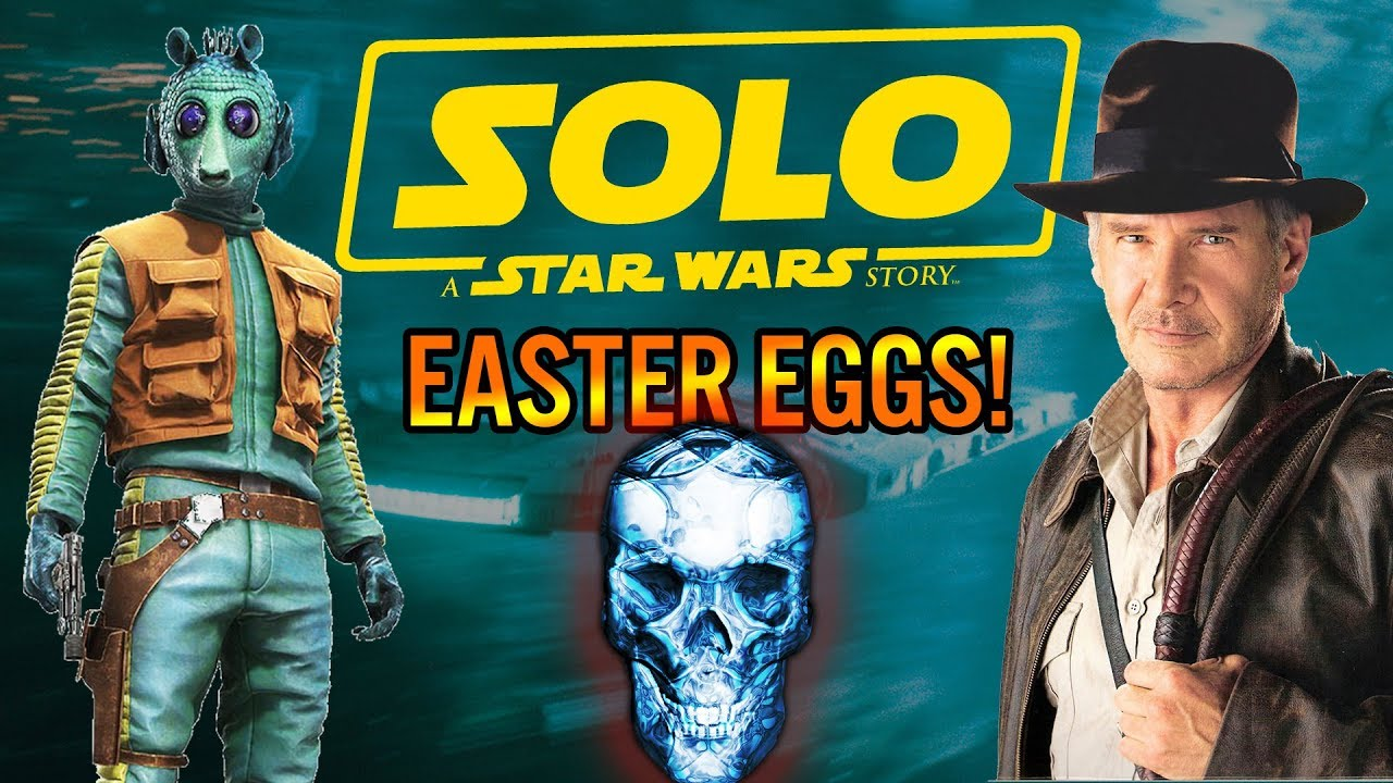 Easter Eggs in Solo: A Star Wars Story!
