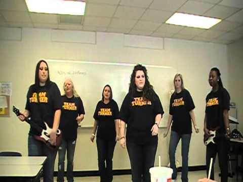 Chlamydia Song- Team Turner