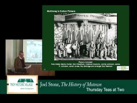 Lecture - The History of Motown