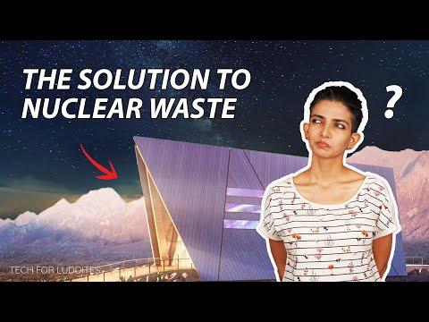 This MICRO Nuclear Reactor Runs On Nuclear Waste!