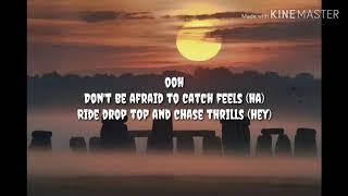 FEELS - Calvin Harris (LYRIC)