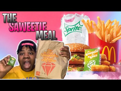 McDonald's Saweetie Meal Price, Details and How to Buy
