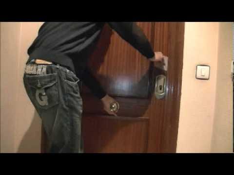 C mo abrir una puerta f cil yo flipo pulsa me gusta for Como montar una puerta