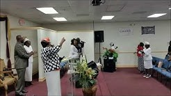 Evangelist Laneuville Dawes At Pentab WPB I'M BEING PROCESSED