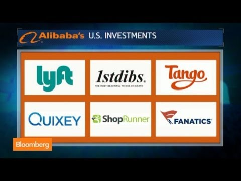 What to Make of Alibaba's U.S. Investments