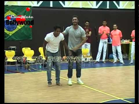 Sunil Shetty & Vidyut Jamwal at Capoeira A Brazilian Martial Art Music & Dance Event