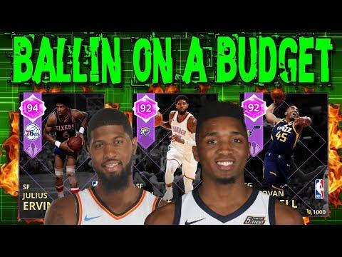 Ballin\u0027 on a BUDGET - Subs  Supermax - NBA 2k18 MyTeam Budget Squad