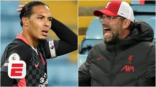'ARROGANT' Liverpool got BIG WAKE-UP CALL vs. Aston Villa - Craig Burley | ESPN FC