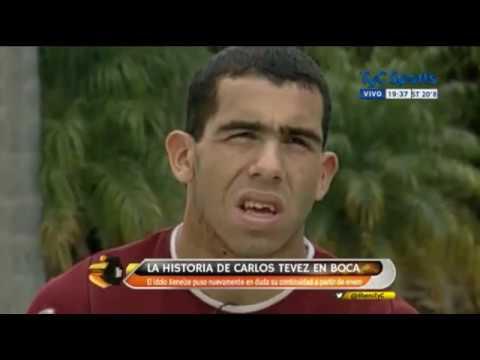 La Historia de Tevez en Boca Juniors | Líbero