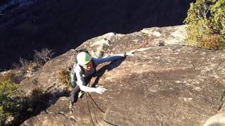 Klettern Ponte Brolla