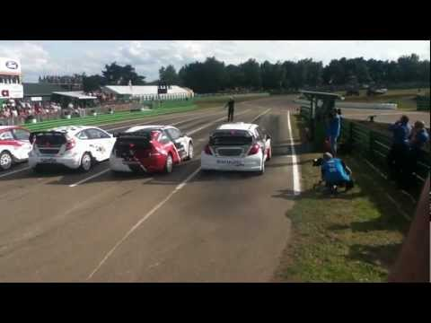 ERC Maasmechelen 2012 : The sound at the start