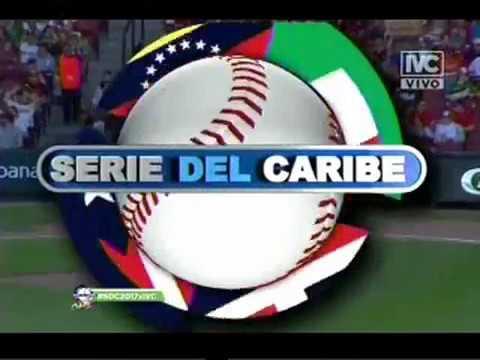 Rep. Dominicana 3 - Venezuela 4 En La Serie Del Caribe 2017