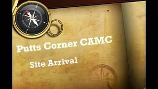 Devon - Putts Corner Caravan & Motorhome Club Site Arrival