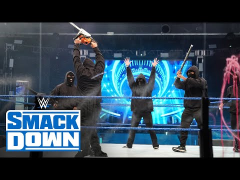 RETRIBUTION wreaks havoc on SmackDown: SmackDown, August 7, 2020