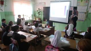 урок родного языка. учитель Закаряева Патимат Изамудиновна