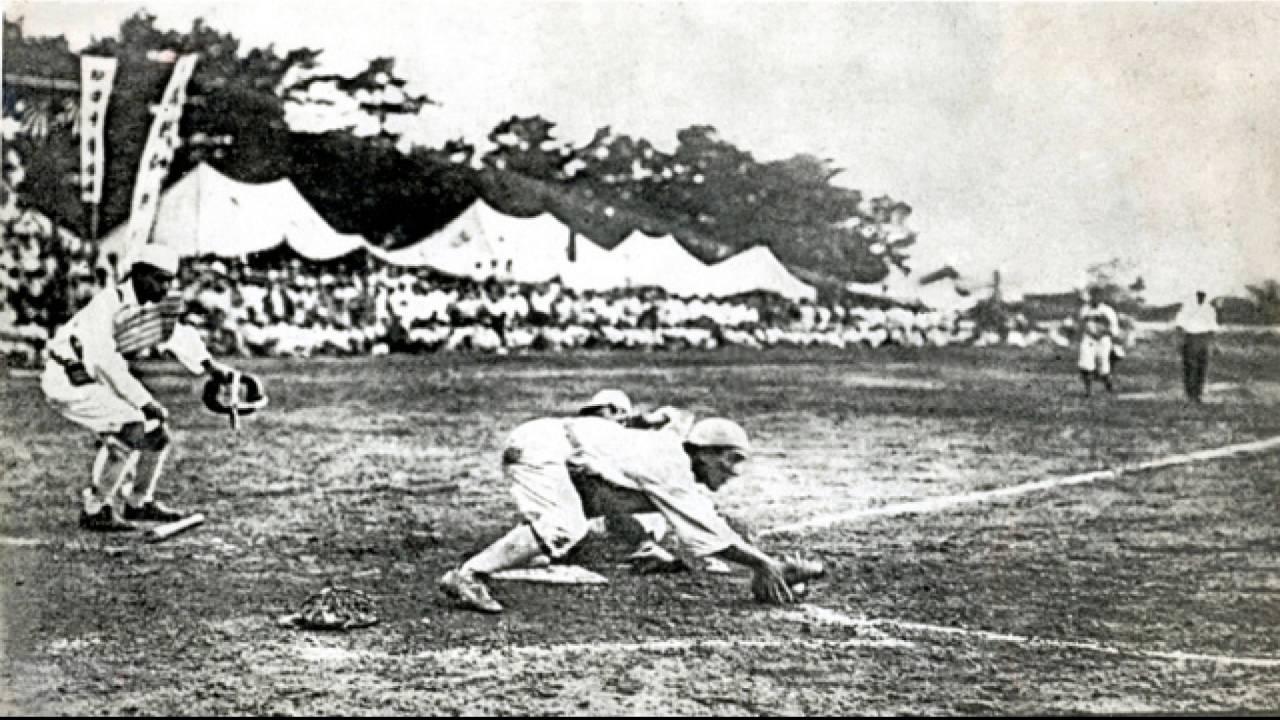 1915年 第1回全国中等学校優勝野...